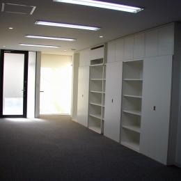古川ビル / オーナー住戸付き事務所ビル (1階事務所)