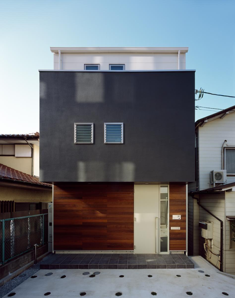 保土ヶ谷の家・K邸 (外観1)