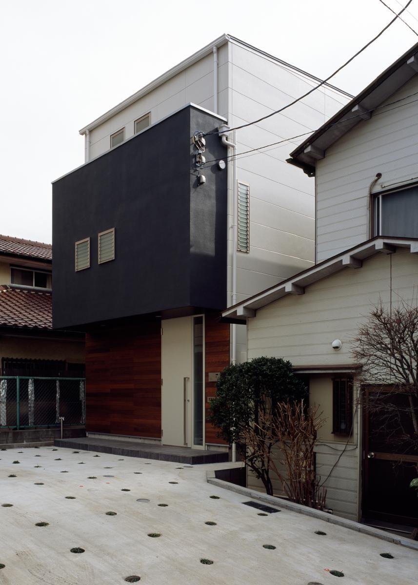保土ヶ谷の家・K邸 (外観2)