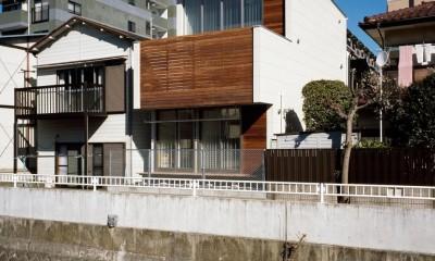 保土ヶ谷の家・K邸 (外観3)