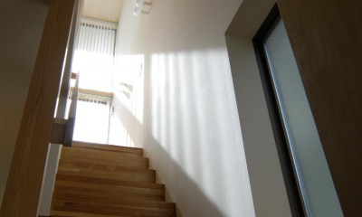 保土ヶ谷の家・K邸 (内観9)