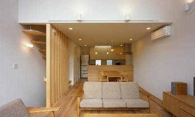 保土ヶ谷の家・K邸 (内観10)