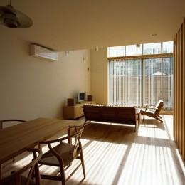 保土ヶ谷の家・K邸 (内観11)