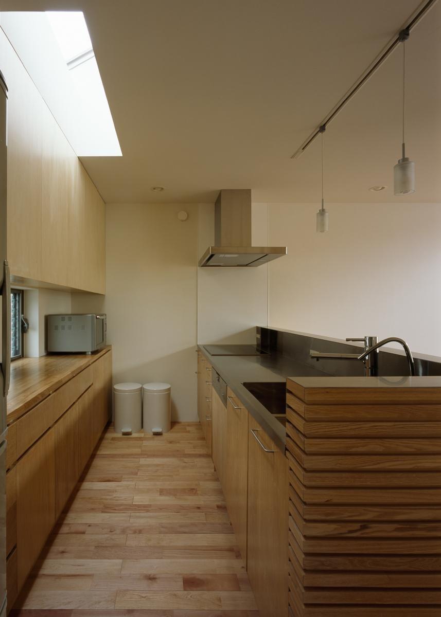 キッチン事例:内観15(保土ヶ谷の家・K邸)