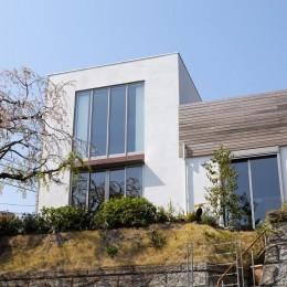 菊名の家 (外観1)