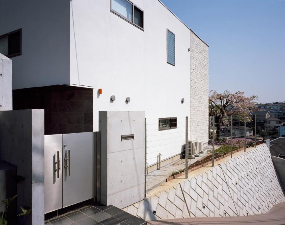 菊名の家 (外観4)