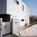 菊名の家の写真 外観4