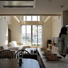菊名の家 (内観1)