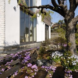 菊名の家 (内観5)
