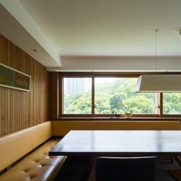 三田綱町の家