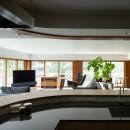 三田綱町の家の写真 三田綱町の家 リビングキッチン