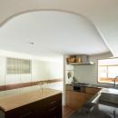 三田綱町の家の写真 三田綱町の家 キッチン
