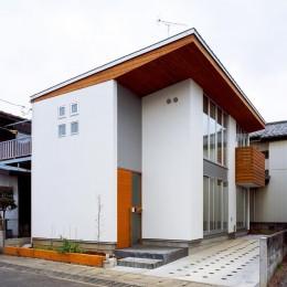 上尾の家 (外観1)