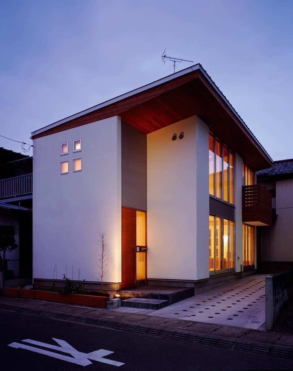 上尾の家 (外観2)