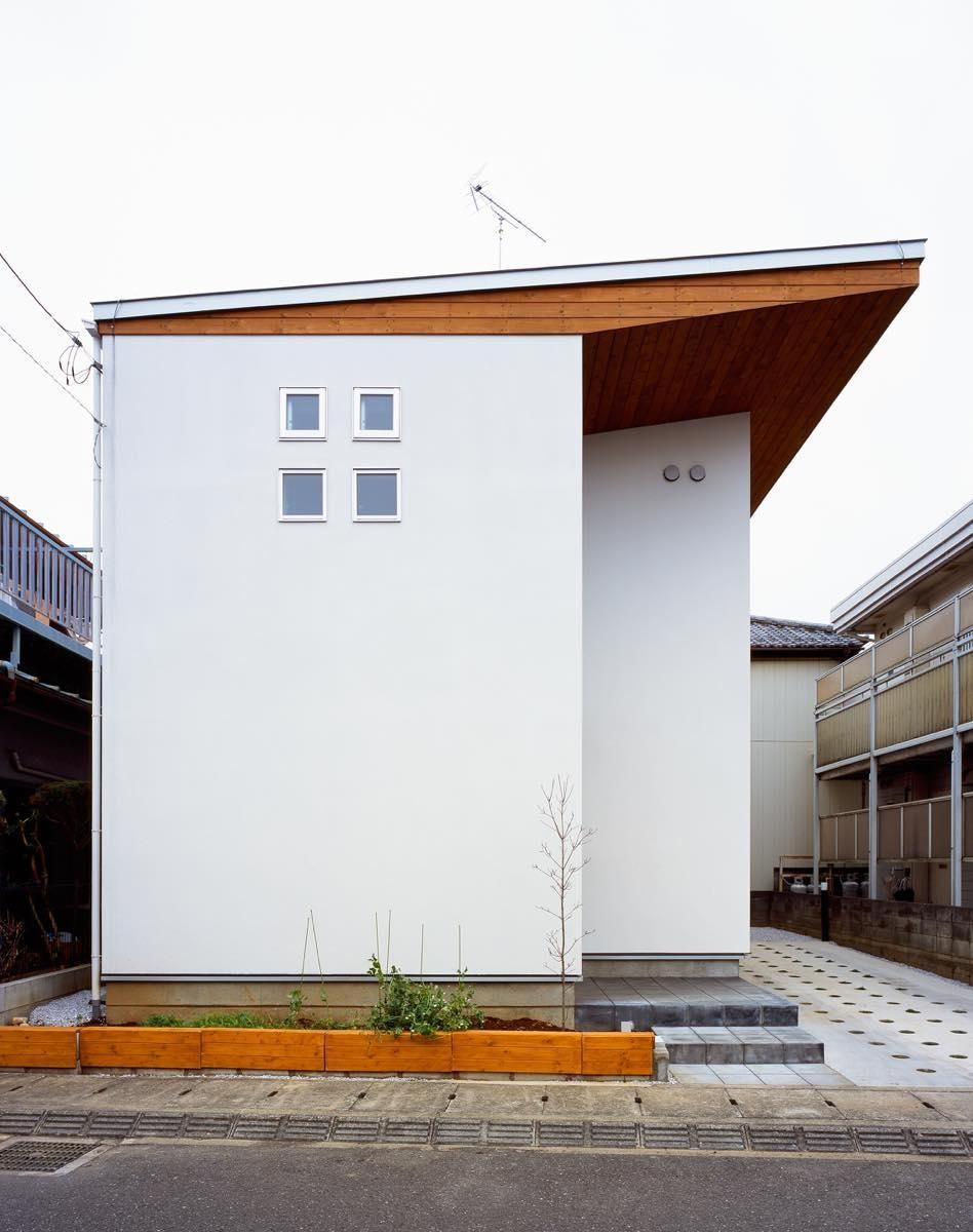 上尾の家 (外観3)