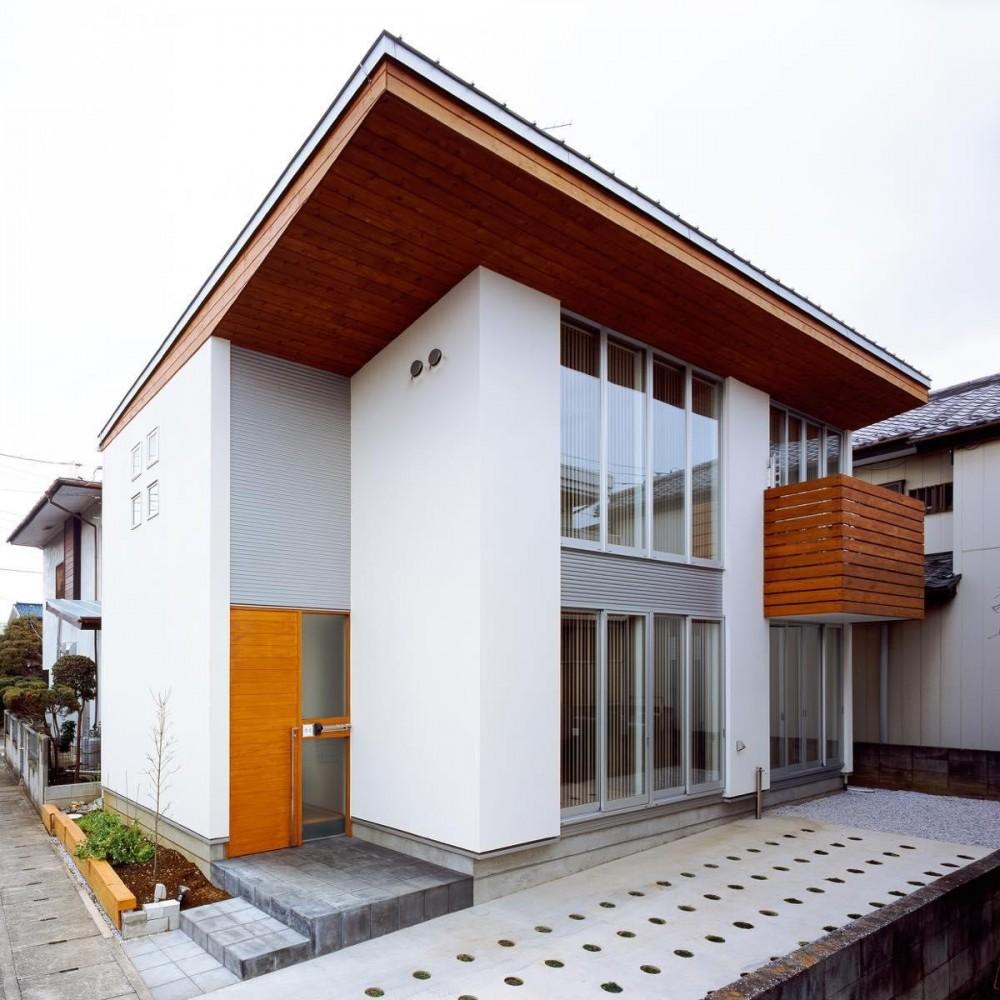 上尾の家 (外観4)