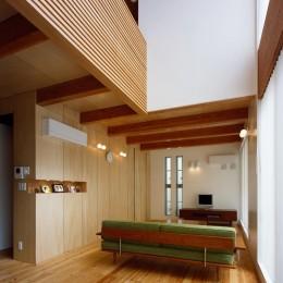 上尾の家 (内観5)