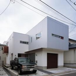 秦野の家 (外観1)