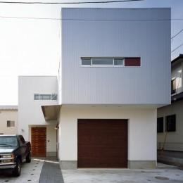 秦野の家 (外観2)