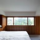 三田綱町の家の写真 三田綱町の家 寝室
