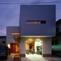 秦野の家 (外観4)
