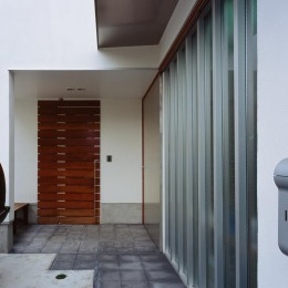 秦野の家 (内観3)