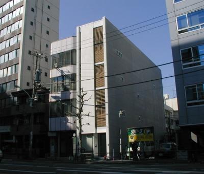 全景 (古川ビル / オーナー住戸付き事務所ビル)