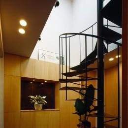 秦野の家 (内観5)