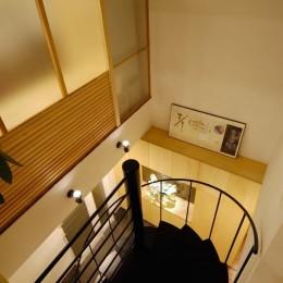 秦野の家 (内観9)