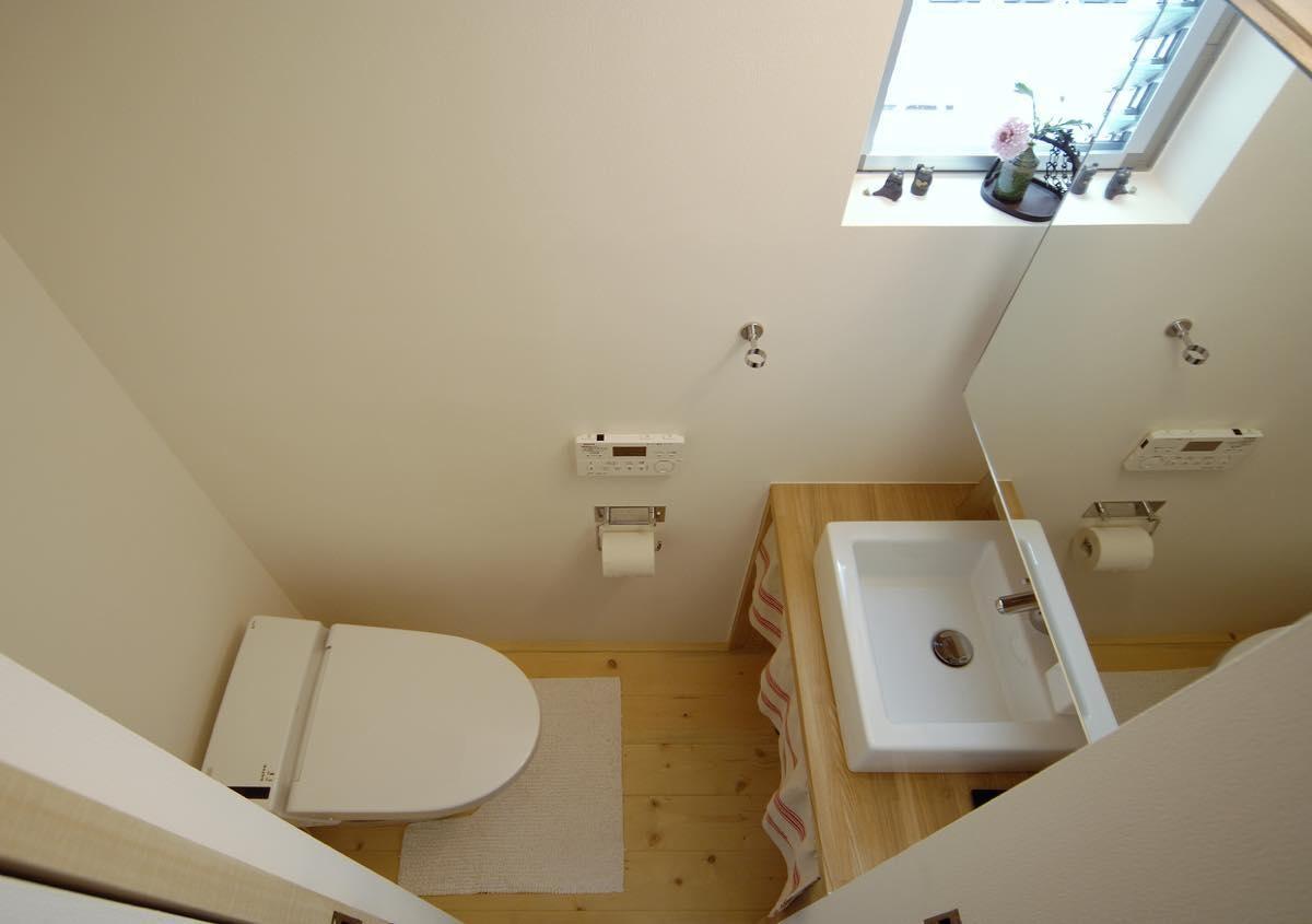 バス/トイレ事例:内観10(美しが丘の家・N邸)