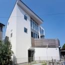 茅ヶ崎の家+ Max Clean Studioの写真 外観5