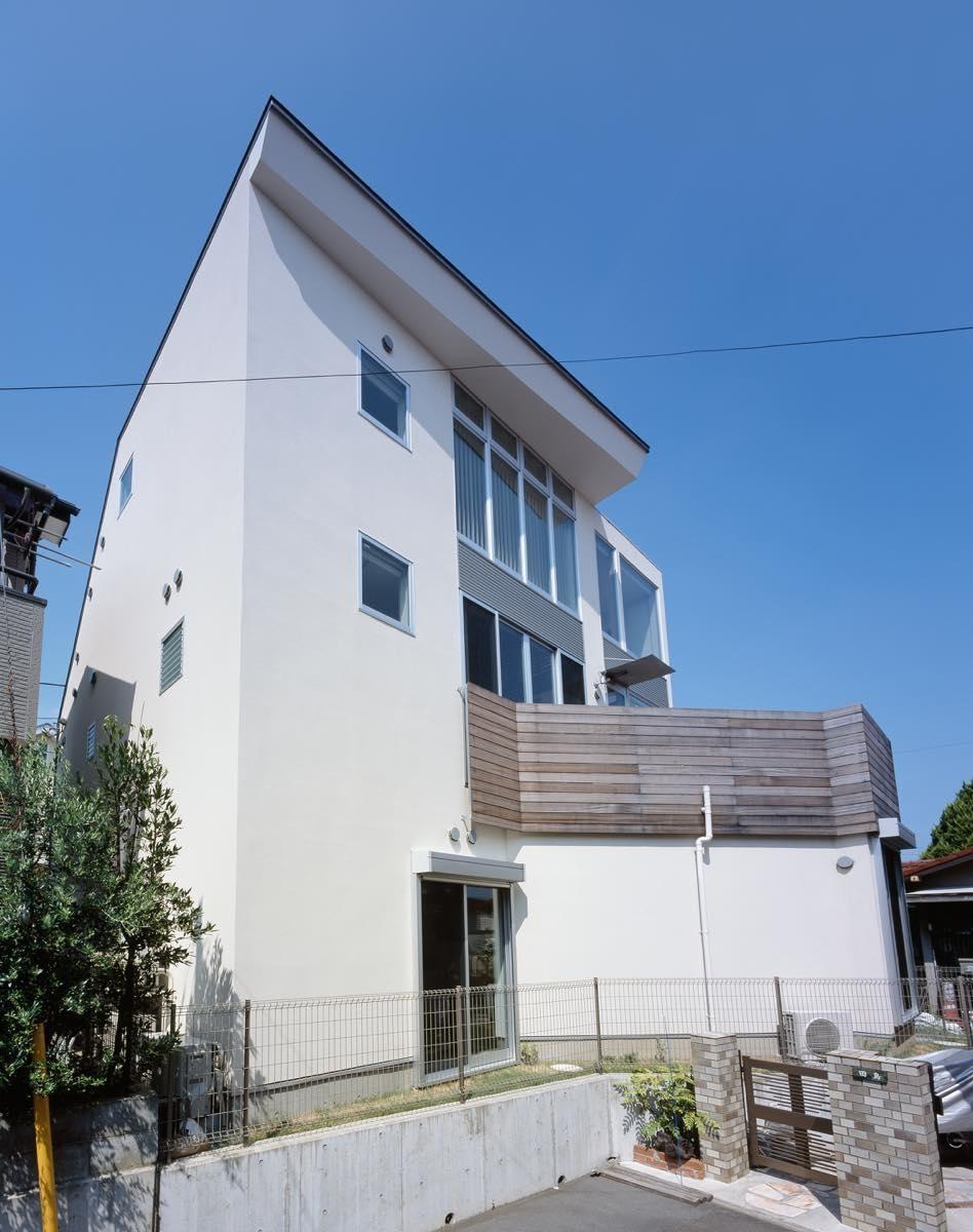 茅ヶ崎の家+ Max Clean Studio (外観5)