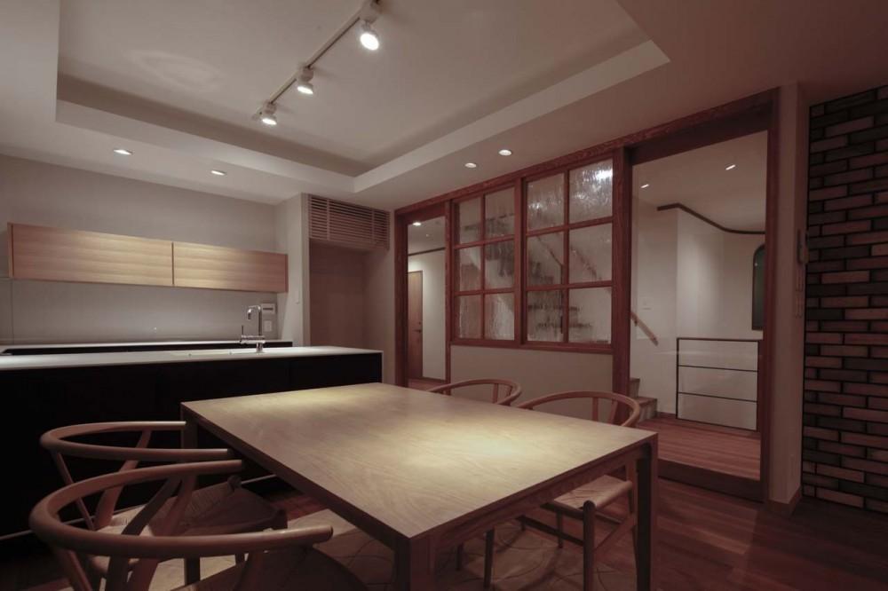 House Gosyogatani (ダイニング)