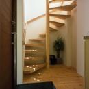 茅ヶ崎の家+ Max Clean Studioの写真 内観4