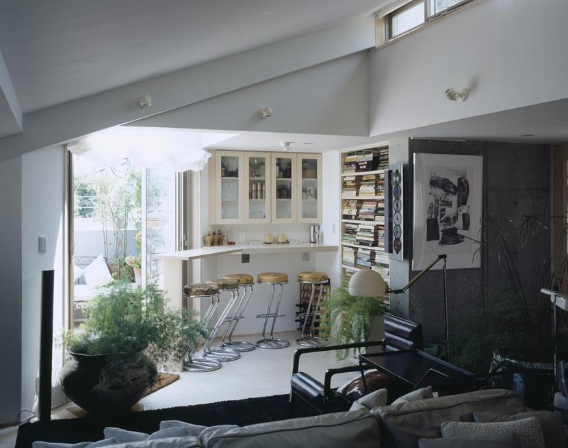 建築家:森吉直剛「D-FLAT / オーナー住戸付き集合住宅」