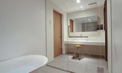 House Gosyogatani (浴室)