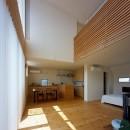 茅ヶ崎の家+ Max Clean Studioの写真 内観7