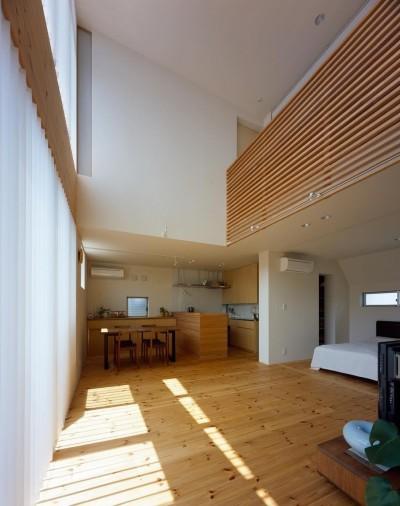 内観7 (茅ヶ崎の家+ Max Clean Studio)
