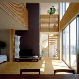 茅ヶ崎の家+ Max Clean Studio (内観8)