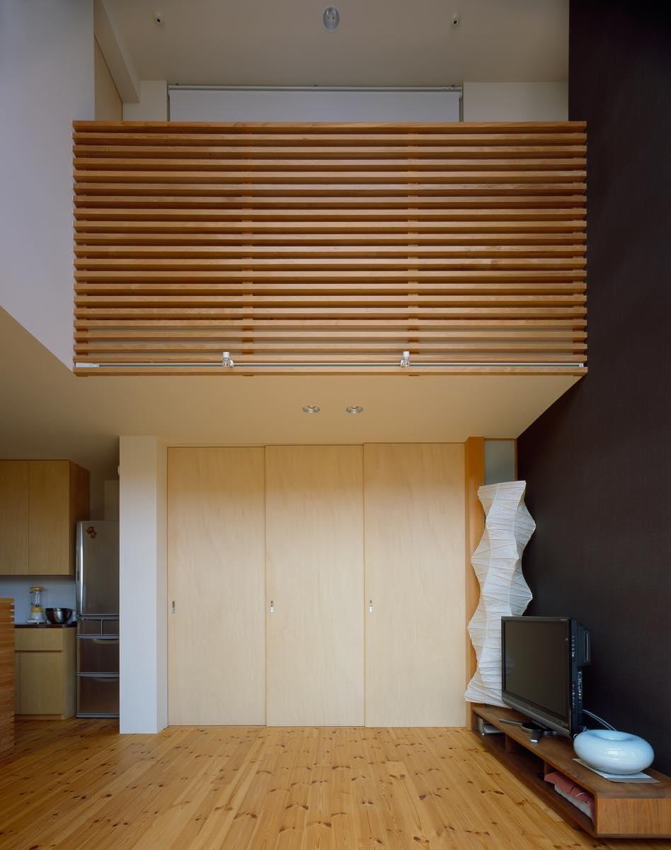 リビングダイニング事例:内観10(茅ヶ崎の家+ Max Clean Studio)