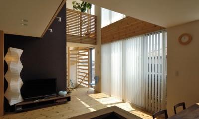 茅ヶ崎の家+ Max Clean Studio (内観11)