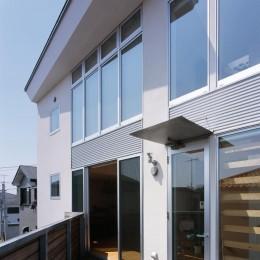 茅ヶ崎の家+ Max Clean Studio (内観12)