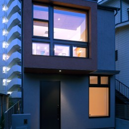 House Akasaka (外観)