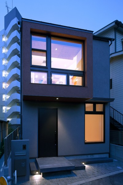 外観 (House Akasaka)