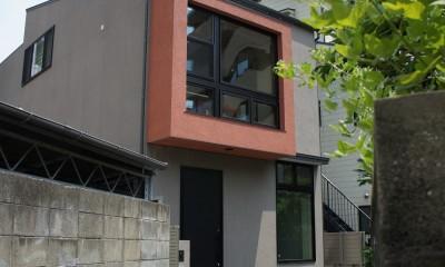 外観|House Akasaka