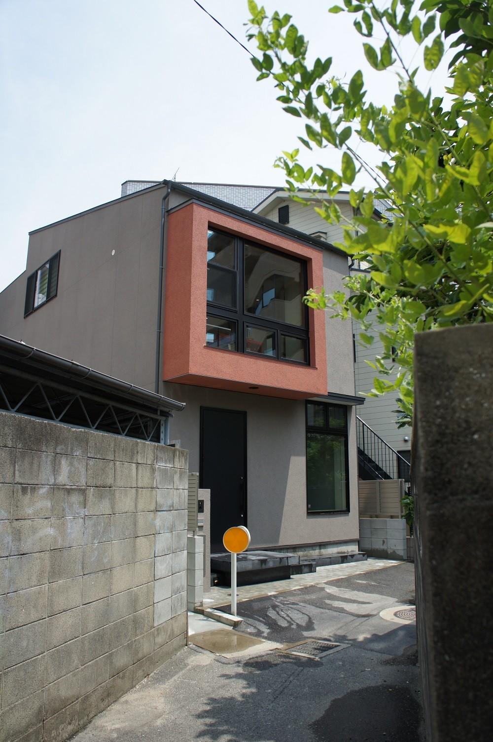 外観事例:外観(House Akasaka)