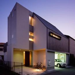 茅ヶ崎の家+ Max Clean Studio (外観6)