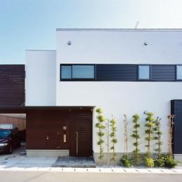 大磯の家 (外観4)