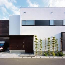 大磯の家 (外観5)