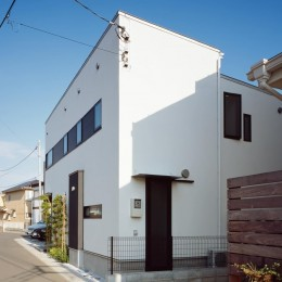 大磯の家 (外観6)